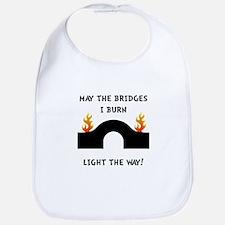 Bridges Burn Bib