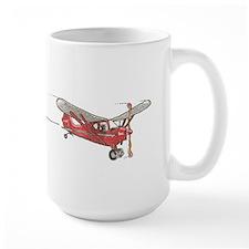Tailwheels Signature Plane Mug