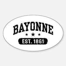Bayonne Est. 1861 Decal