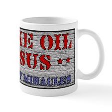 Snake Oil Jesus Mug