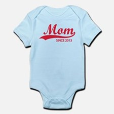 Mom since 2013 Infant Bodysuit