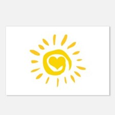 Sun Postcards (Package of 8)