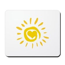 Sun Mousepad