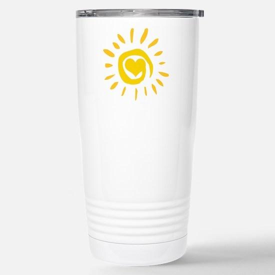 Sun Stainless Steel Travel Mug