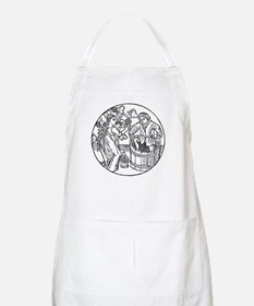 The Wine Makers BBQ Apron