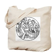 The Wine Makers Tote Bag