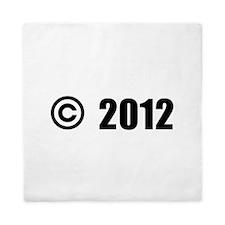 Copyright 2012 Queen Duvet