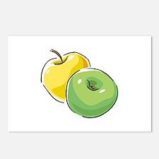 Apple Postcards (Package of 8)