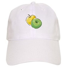 Apple Baseball Baseball Cap
