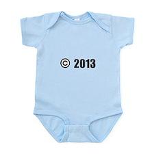 Copyright 2013 Infant Bodysuit