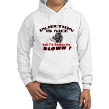 Injection is Nice Hoodie