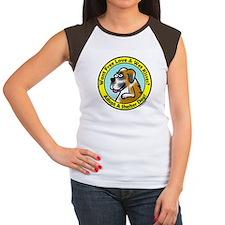 Adopt A Dog Women's Cap Sleeve T-Shirt