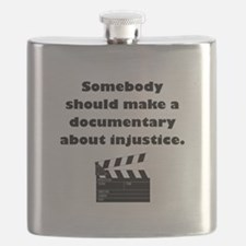 Documentary Injustice Flask