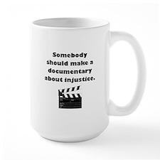 Documentary Injustice Mug