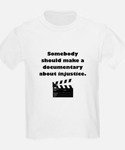 Documentary Injustice T-Shirt
