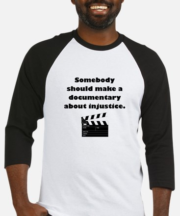 Documentary Injustice Baseball Jersey