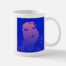 Bi Color Beautiful Bi Babe Mug