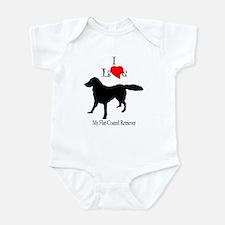 Flat Coated Retriever Infant Creeper