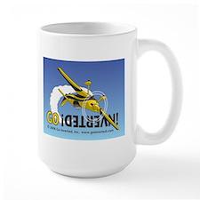 Go Inverted Monoplane Color Mug