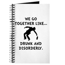 Drunk And Disorderly Journal
