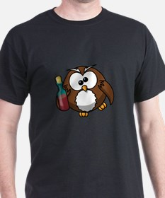 Drunk Owl T-Shirt