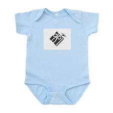 Go Inverted Diamond Monoplane Infant Bodysuit
