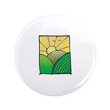 """Sun 3.5"""" Button (100 pack)"""