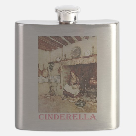 Cinderella Flask