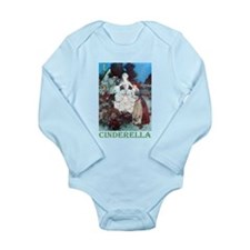 Cinderella Long Sleeve Infant Bodysuit