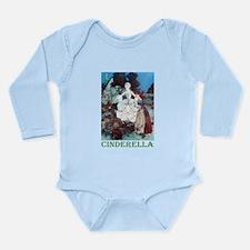 Cinderella Long Sleeve Infant Bodysuit