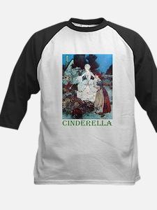 Cinderella Kids Baseball Jersey