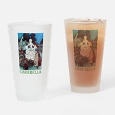 Cinderella Drinking Glass