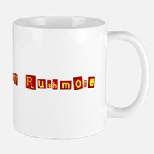 Movies Are My Rushmore Mug