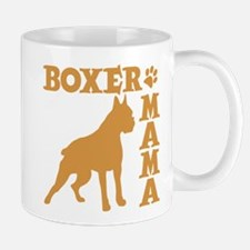 Boxer Mama Mug Mugs