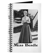 Miss Beadle (full length) Journal