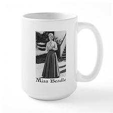 Miss Beadle (full length) Mug