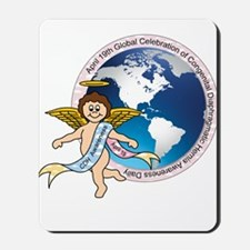 International CDH Day of Awareness Mousepad