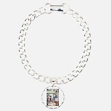 The Naughty Boy Charm Bracelet, One Charm