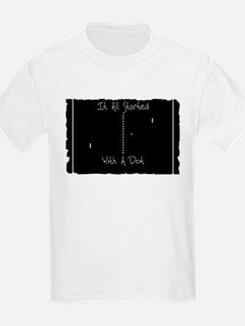 70's Gaming Kids T-Shirt