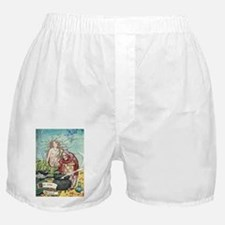 The Little Mermaid Boxer Shorts
