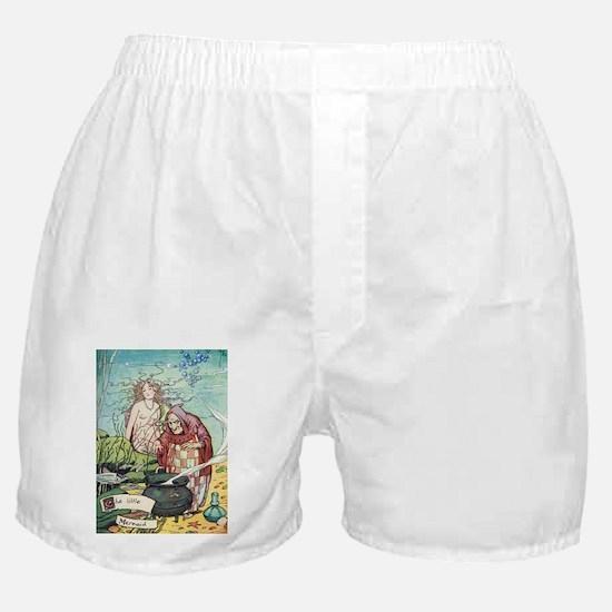 The Little Mermaid Boxer Shorts