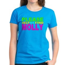 Please Help Me Find Molly Tee