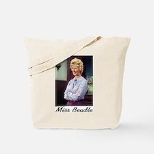 Miss B (color) Tote Bag
