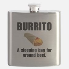 Burrito Sleeping Bag Black.png Flask