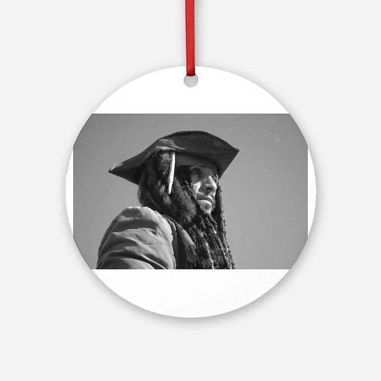 Captain Jack Sparrow Ornament (Round)