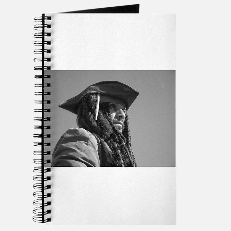 Captain Jack Sparrow Journal