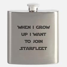 Starfleet Black.png Flask