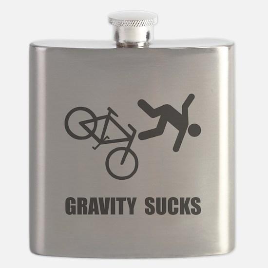 Gravity Sucks Bike Black.png Flask