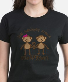 49th Anniversary Love Monkeys T-Shirt