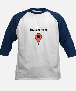 You Are Here (v2) Tee